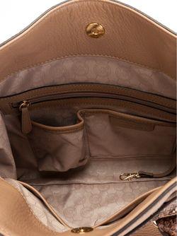 Сумка-Тоут Hamilton Michael Michael Kors                                                                                                              коричневый цвет