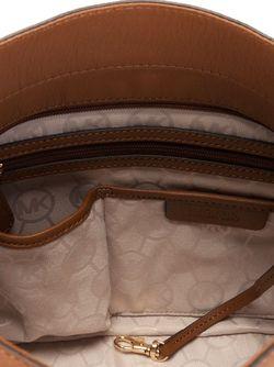Сумка-Тоут Naomi Michael Michael Kors                                                                                                              коричневый цвет