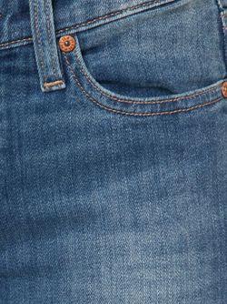 Выбеленные Джинсы Кроя Скинни Mih Jeans                                                                                                              синий цвет