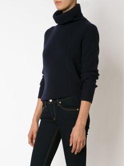 Джинсы Кроя Буткат Rag & Bone/Jean                                                                                                              синий цвет