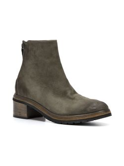 Ankle Boots Marsell                                                                                                              серый цвет
