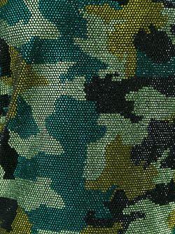 Декорированная Футболка Philipp Plein                                                                                                              чёрный цвет