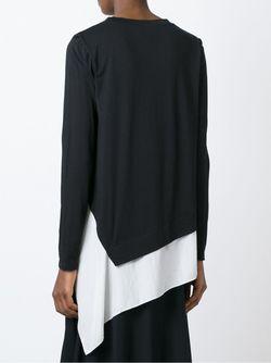 Асимметричный Топ Dkny Pure                                                                                                              черный цвет