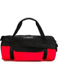Colour Block Holdall Y-3                                                                                                              красный цвет