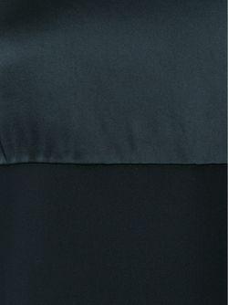 Драпированное Платье Dondup                                                                                                              чёрный цвет