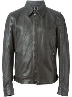 Куртка На Молнии Belstaff                                                                                                              серый цвет