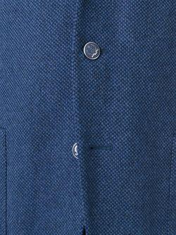 Блейзер На Трех Пуговицах Corneliani                                                                                                              синий цвет