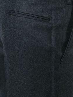 Классические Брюки Brioni                                                                                                              серый цвет