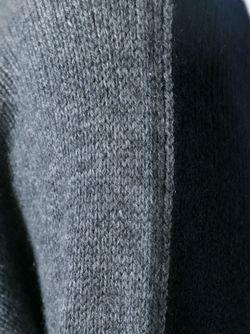 Свитер Дизайна Колор-Блок Sofie D'Hoore                                                                                                              серый цвет