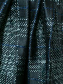Жаккардовая Юбка В Шотландскую Клетку Sofie D'Hoore                                                                                                              черный цвет