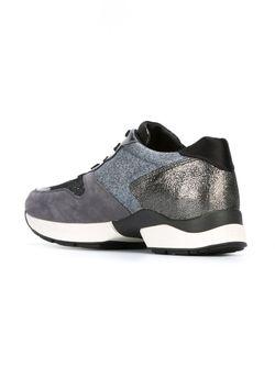 Кроссовки С Панельным Дизайном Tod'S                                                                                                              серый цвет