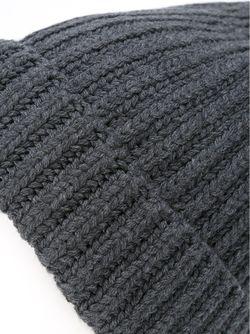 Классическая Шапка-Бини Neil Barrett                                                                                                              серый цвет