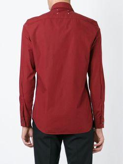 Повседневная Рубашка Maison Margiela                                                                                                              красный цвет