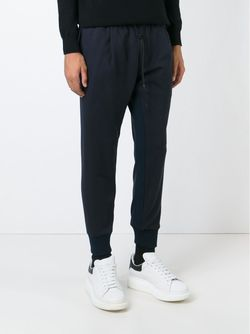 Tapered Track Pants JUUN.J                                                                                                              синий цвет
