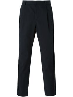 Tailored Trousers JUUN.J                                                                                                              синий цвет