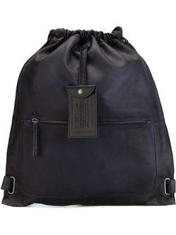 Рюкзак На Шнурке Diesel                                                                                                              чёрный цвет