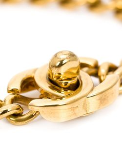 Chain Bracelet Chanel Vintage                                                                                                              желтый цвет