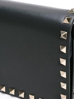 Сумка Через Плечо Rockstud Valentino Garavani                                                                                                              чёрный цвет