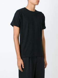 Футболка Comme Des Garçons Shirt X Sunspel Comme Des Garcons                                                                                                              черный цвет