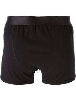 Боксеры Comme Des Garçons Shirt X Sunspel Comme Des Garcons                                                                                                              чёрный цвет