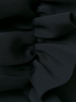 Короткая Юбка С Оборками NICOPANDA                                                                                                              чёрный цвет