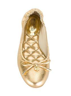 Melody Ballerinas Michael Michael Kors                                                                                                              серебристый цвет
