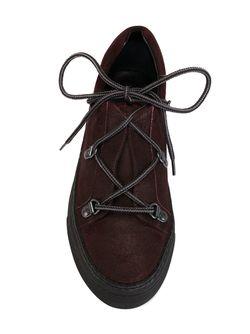 Lace-Up Sneakers A.F.Vandevorst                                                                                                              красный цвет