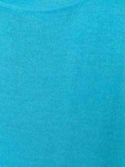 Свитер С Гоубоким Вырезом Barbara Bui                                                                                                              синий цвет