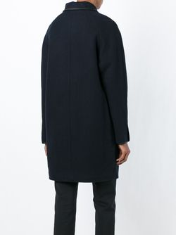 Пальто Свободного Кроя Sessun                                                                                                              синий цвет