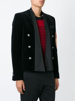 Insignia Blazer Balmain                                                                                                              черный цвет