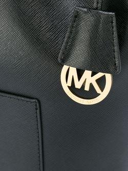 Сумка На Плечо Greenwich Michael Michael Kors                                                                                                              чёрный цвет
