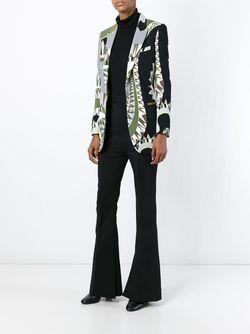 Пиджак С Абстрактным Принтом Emilio Pucci                                                                                                              многоцветный цвет