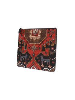 Клатч С Персидским Узором Givenchy                                                                                                              многоцветный цвет