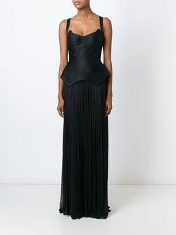 Вечернее Платье Taniah Maria Lucia Hohan                                                                                                              чёрный цвет