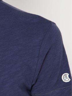Футболка С Круглым Вырезом Todd Snyder X Champion                                                                                                              синий цвет
