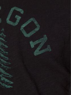 Футболка С Принтом Todd Snyder X Champion                                                                                                              чёрный цвет