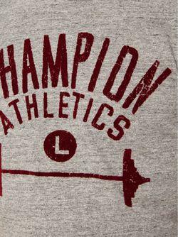 Футболка С Логотипом Todd Snyder X Champion                                                                                                              серый цвет