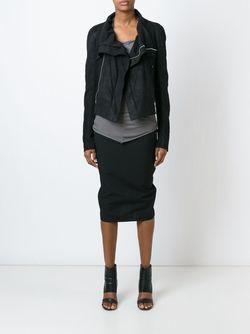Балкарская Куртка Ellei Rick Owens                                                                                                              черный цвет