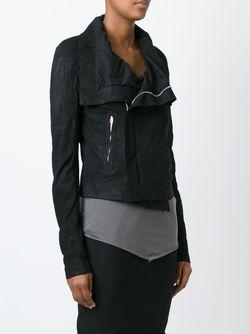 Балкарская Куртка Ellei Rick Owens                                                                                                              чёрный цвет