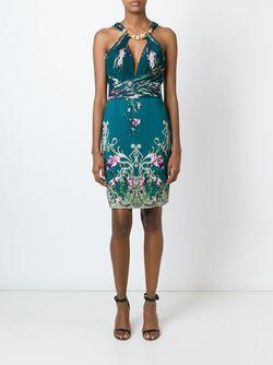 Платье Ducale Roberto Cavalli                                                                                                              синий цвет