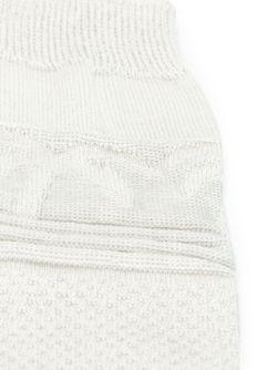 Носки С Пальмами Julien David                                                                                                              белый цвет