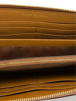 Кошелек Robinson Tory Burch                                                                                                              коричневый цвет