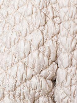 Стеганая Куртка С Капюшоном Ermanno Scervino                                                                                                              Nude & Neutrals цвет