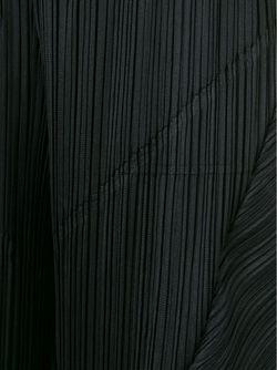 Плиссированные Кюлоты PLEATS PLEASE BY ISSEY MIYAKE                                                                                                              чёрный цвет