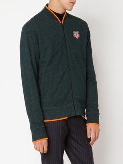 Куртка-Бомбер Tiger Kenzo                                                                                                              зелёный цвет