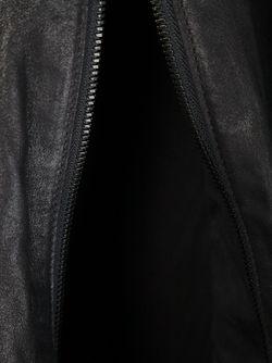 Объемный Рюкзак-Шарф Ann Demeulemeester                                                                                                              чёрный цвет