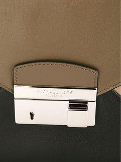 Medium Gia Shoulder Bag Michael Kors                                                                                                              чёрный цвет