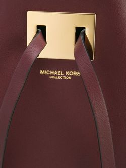 Medium Miranda Bucket Bag Michael Kors                                                                                                              красный цвет