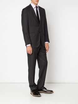 Two Piece Suit Isaia                                                                                                              серый цвет