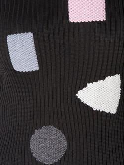Свитер В Рубчик J.W. Anderson                                                                                                              черный цвет